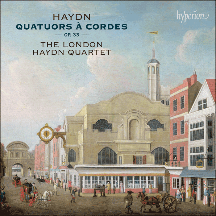 Joseph Haydn (1732-1809): Strings Quartets, Op. 33