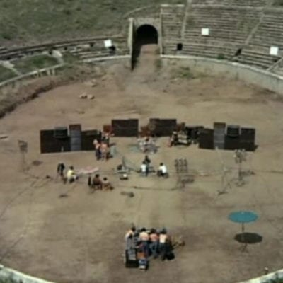 Pastime for the End Times: Pink Floyd, Live at Pompeii (1972)