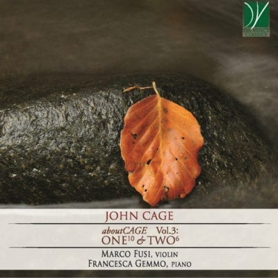 aboutCAGE Vol.3, ONE10 & TWO6
