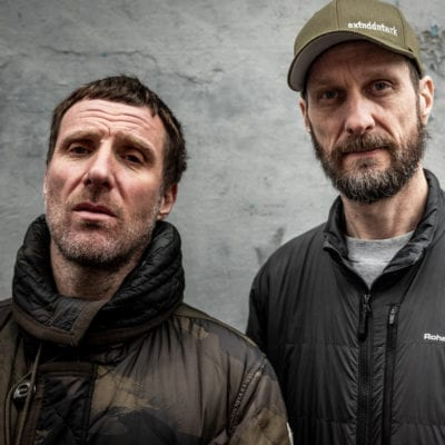 Sleaford Mods: Spring collection