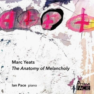 Marc Yeats: The Anatomy of Melancholy