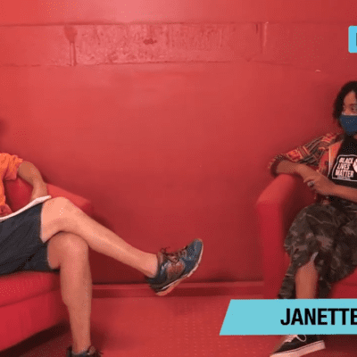 Our interview with Janette King