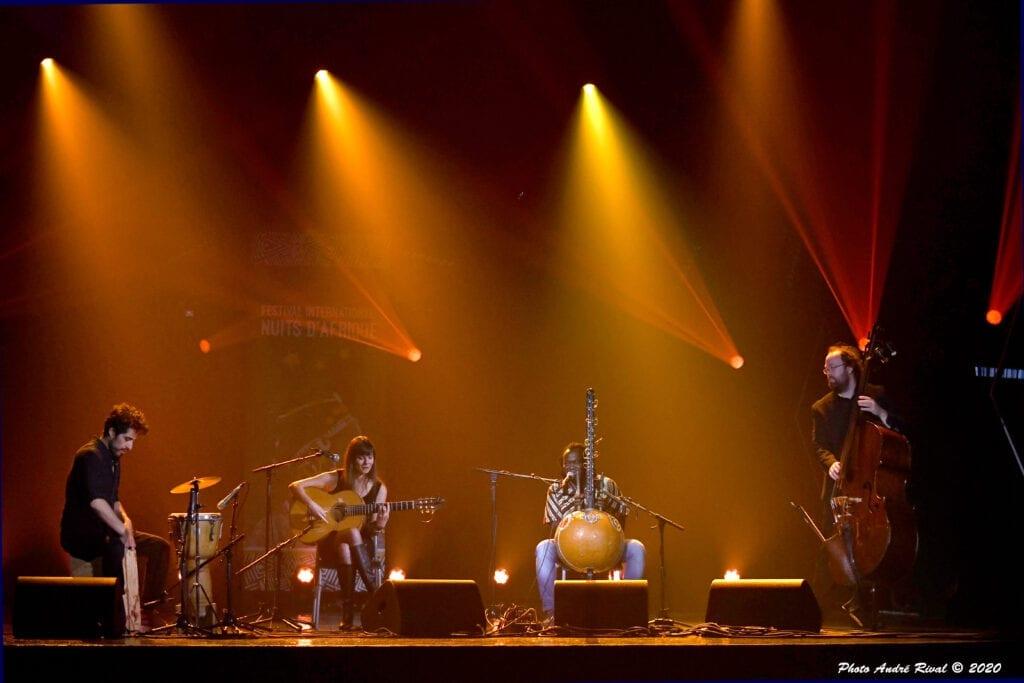 Zal Sissokho Griot Montrealais A La Rencontre Du Flamenco Montrealais Pan M 360