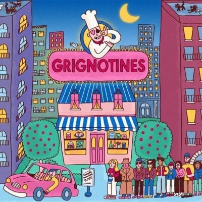 Grignotines (EP)