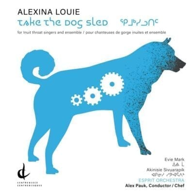 Alexina Louie: Take the Dog Sled