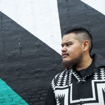 Leonard Sumner: Rap and Americana, Anishinaabe style