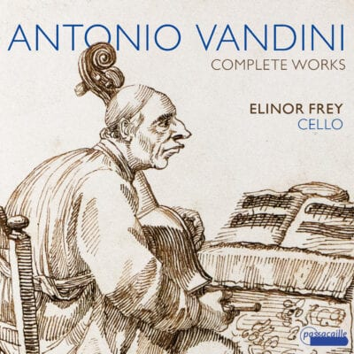 Vandini : Complete Works for Cello